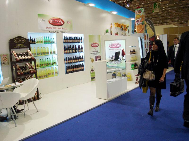 5. Yöresel ve Geleneksel Ürünler Fuarı, Antalya