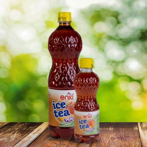 Enki Ice Tea – Şeftali