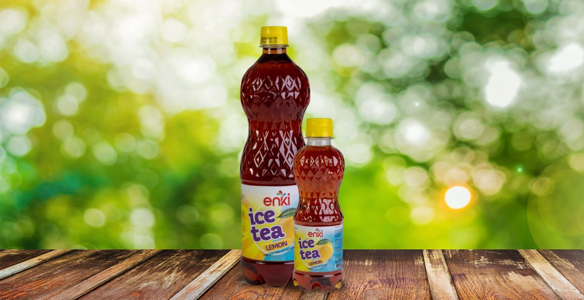 Enki Ice Tea – Limon