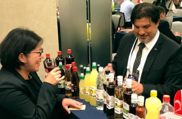 Japonya'da  Gıda Alıcılarıyla Buluştuk