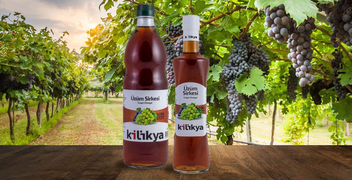 Kilikya Grape Vinegar