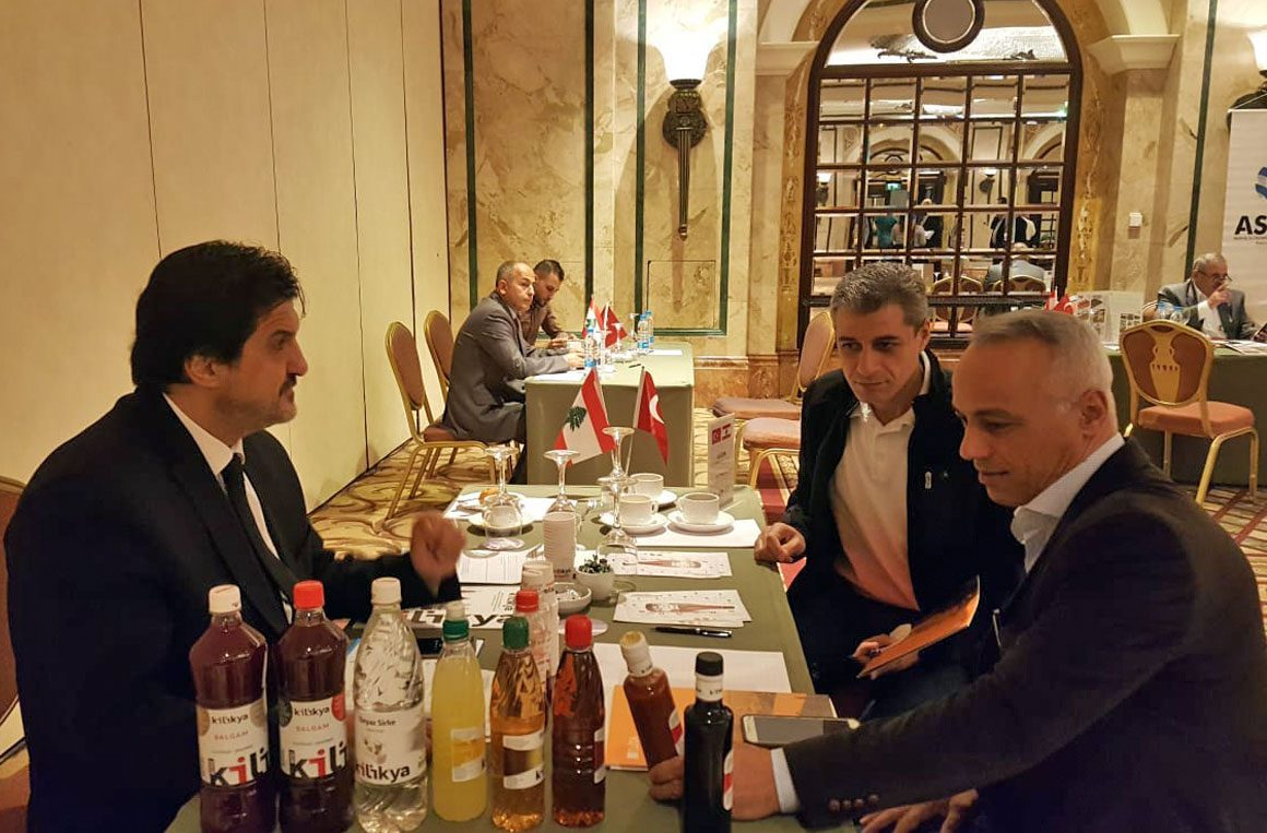 Kilikya, Beyrut Cooking Festivalindeydi