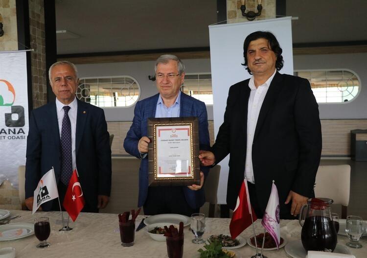 Kilikya Şalgam Adana Şalgamı Ünvanını Aldı.