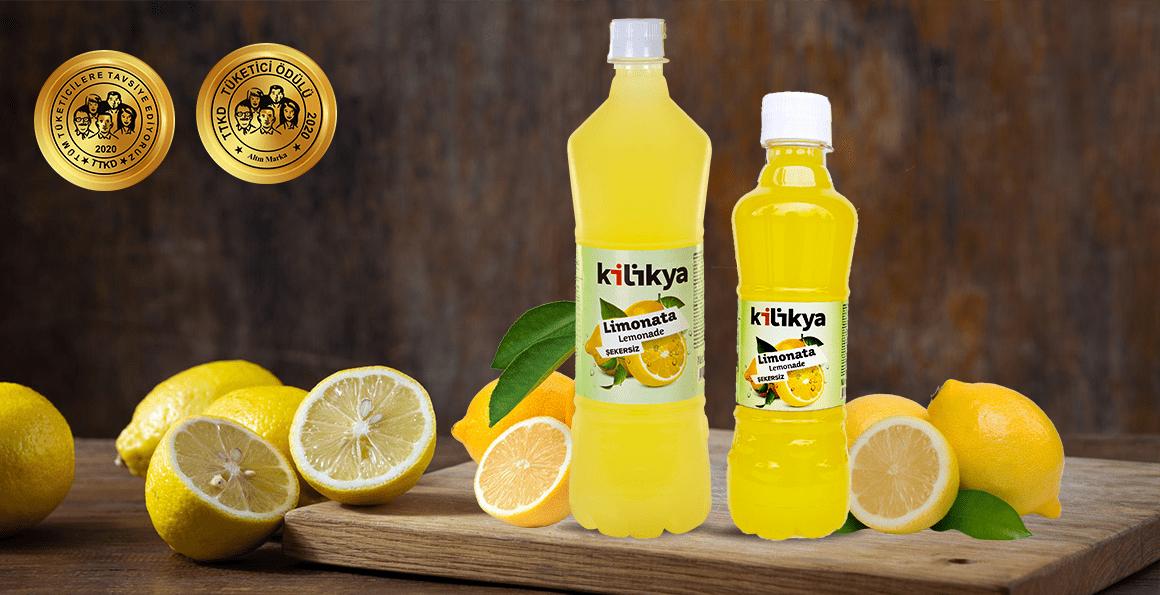 Kilikya Limonata Şekersiz